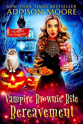 Vampire Brownie Bite Bereavement