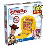 Top Trumps Match Toy Story 4 Juego de Mesa, color multiple, talla...