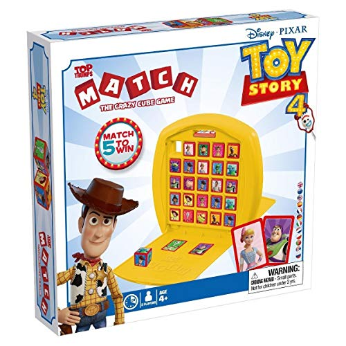 Top Trumps Toy Story 4 Match Board Game