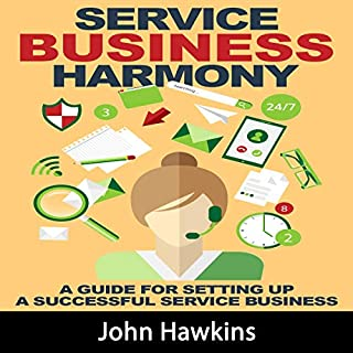 Service Business Harmony cover art