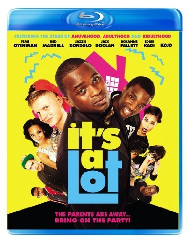 It's a Lot (2013) ( It Is a Lot ) [ Origen UK, Ningun Idioma Espanol ] (Blu-Ray)