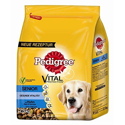 PEDIGREE Senior Huhn & Reis und Gemüse | 2,5kg Hundefutter