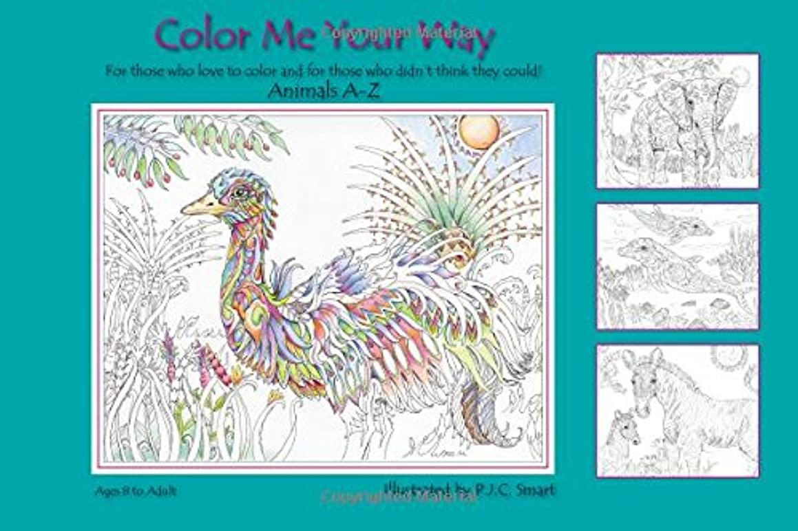 Color Me Your Way