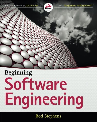 Compare Textbook Prices for Beginning Software Engineering 1 Edition ISBN 9788126555376 by Stephens, Rod