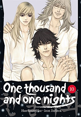 One Thousand and One Nights, Vol. 10