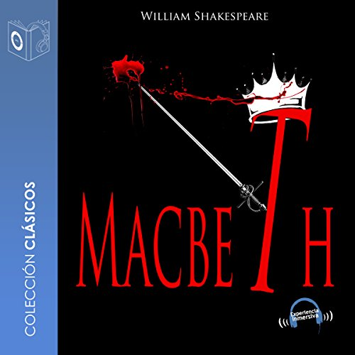 Macbeth [Spanish Edition] audiobook cover art