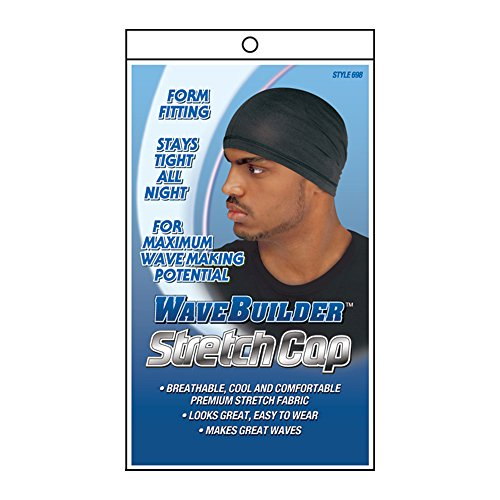 WaveBuilder Stretch Cap | Breathable Cool and Comfortable Fabric for...