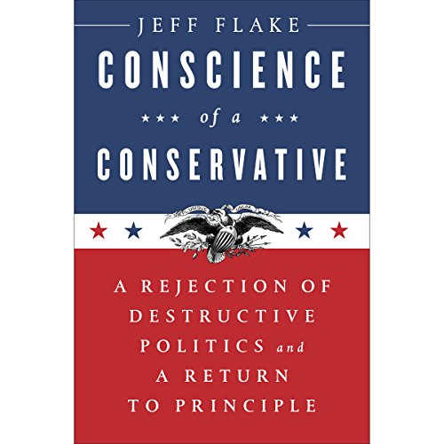 Conscience of a Conservative audiobook cover art