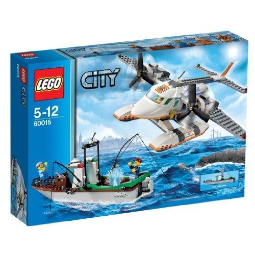 LEGO City Coast Guard 60015 Küstenwache Flugzeug