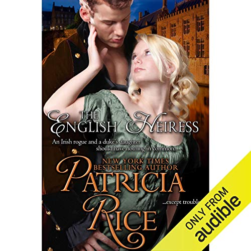 The English Heiress Titelbild