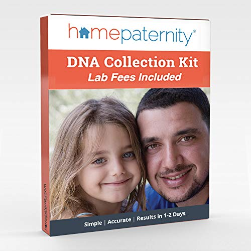 top rated Includes HomePaternity DNA Testing Kit, 2 business days results, test fee, and delivery to laboratory 2020