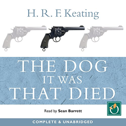 Couverture de The Dog It Was That Died