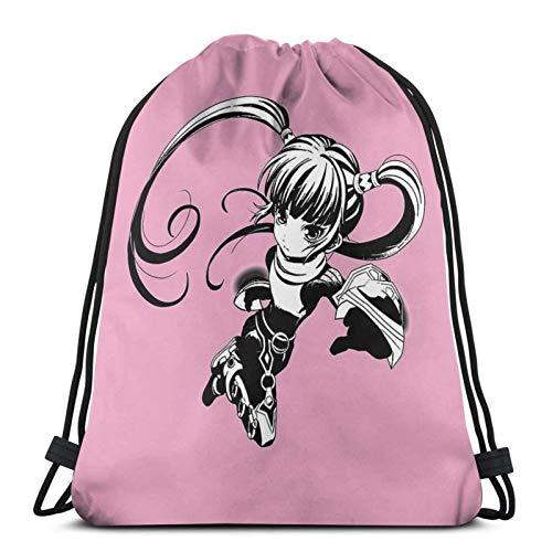 Sophie Threshold Sport Sackpack Drawstring Backpack Gym Bag Sack