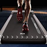 Under Desk Treadmill, Walking Machine Portable Space Saving Fitness Motorized Electric Treadmill for...