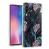 ZhuoFan Xiaomi Mi 9 SE Case, Phone Case Transparent Clear
