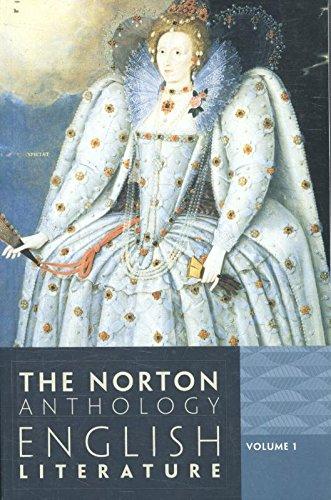The Norton Anthology of English Literature (Ninth Edition)  (Vol. 1)