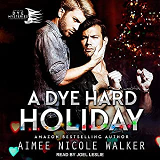 A Dye Hard Holiday cover art