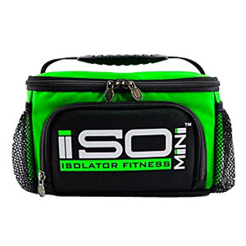 The ISOmini (Lime Green/Black Accent)