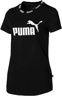 Puma Amplified Training Sport Top for Women 854639 Black - M
