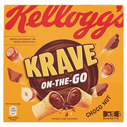 Kellogg's Barretta Choco Krave On The Go - 130 Gr