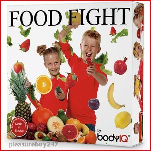 BODY IQ Lernspiel für Obst, Gemüse, Essen, Kampfsport, LernSpaß für Kinder