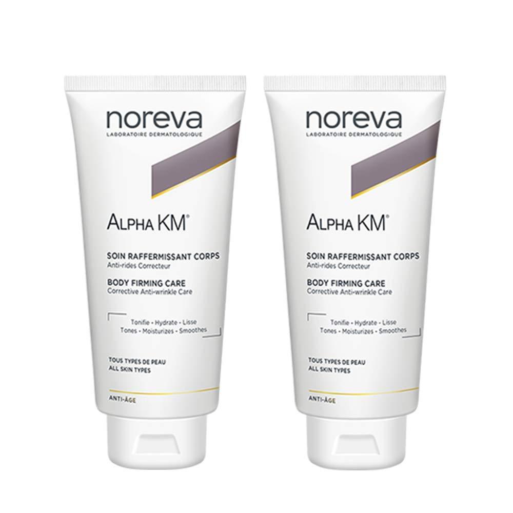 NOREVA LED Sales results No. 1 ALPHA KM Raffermissant Corporel 2 x ml Manufacturer direct delivery Duo 200