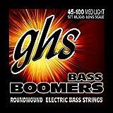 Ghs Jeu de cordes pour basses électriques BASS BOOMERS - ML3045 -...