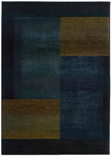 Oriental Weavers Kharma II 1092L Area Rug, 5'3 x 7'6