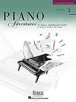 Piano Adventures Lesson Book Level 5 (The Basic Piano Method)