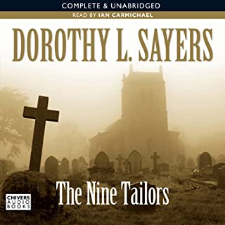 The Nine Tailors cover art