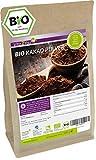 Kakao Pulver Bio 1000g - ungesüßt - ganze Kakao Bohnen gemahlen aus öko Anbau - kakaopulver - Premium Qualität