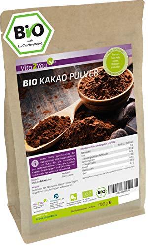 Vita2You -  Kakao Pulver Bio