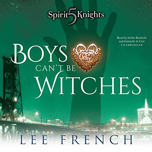 Boys Can't Be Witches audiobook cover art