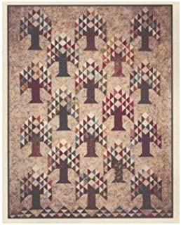 Laundry Basket Quilts, Tree Farm - Traditional Quilt Pattern