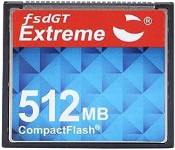 HuiErHui 512MB CompactFlash Memory Card (CF) use for Camera