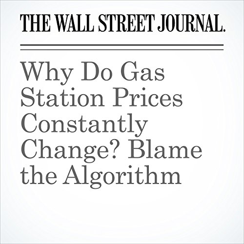 Why Do Gas Station Prices Constantly Change? Blame the Algorithm copertina