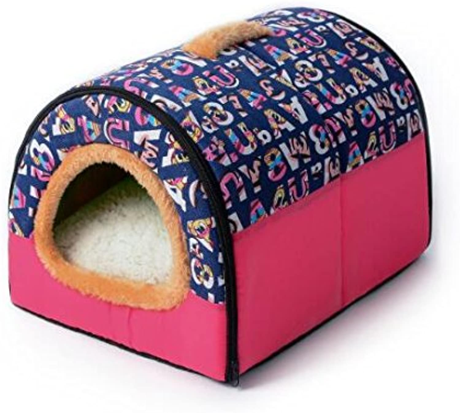 Cat Warmer Mat Four Seasons Universal Pet Nest Pet Supplies Letter