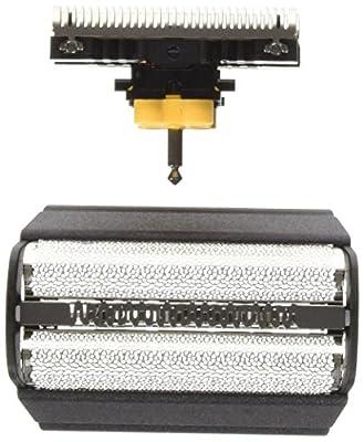 Braun Replacement Foil & Cutter - 31B, Series 3, Contour, Flex XP, Flex Integral - 5000/6000 Series - Black