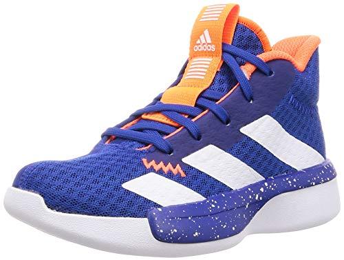 Adidas Pro Next 2019 K, Zapatillas de Baloncesto Unisex Adulto, Multicolor (Azul/Oroact/Ftwbla 000), 39 1/3 EU