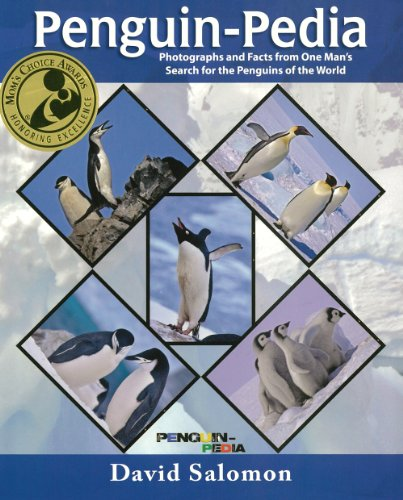 Penguin-Pedia: Photographs and Facts from One Man's Search for the Penguins of the World (English Edition)