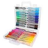 Plástico respetuoso del medio ambiente, 36 colores que pintan el sistema de la pluma, regalo para el artista para la pintura al óleo,