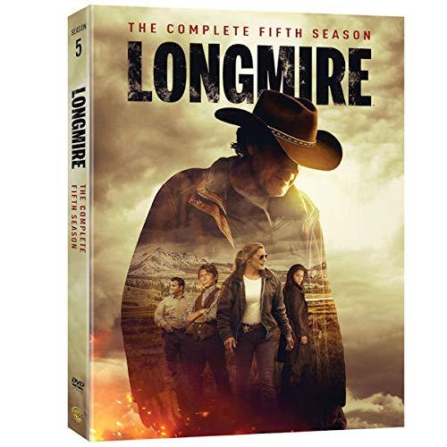 LONGMIRE: THE COMPLETE FIFTH SEASON - LONGMIRE: THE COMPLETE FIFTH SEASON (3 DVD)