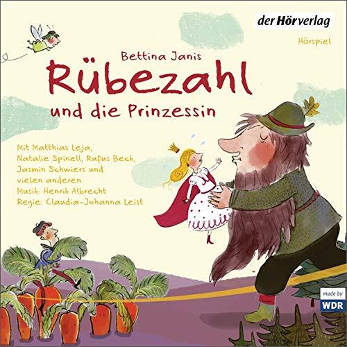 Rübezahl und die Prinzessin Titelbild