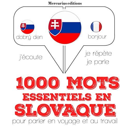 Couverture de 1000 mots essentiels en slovaque