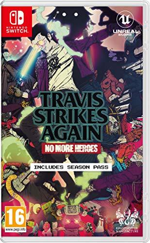 Unknown Travis Strikes Again: No More Heroes - Nintendo Switch [Edizione: Regno Unito]