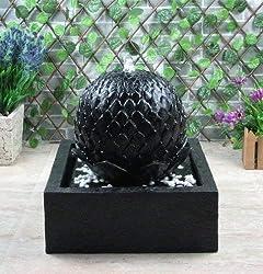 Solar Kugelbrunnnen