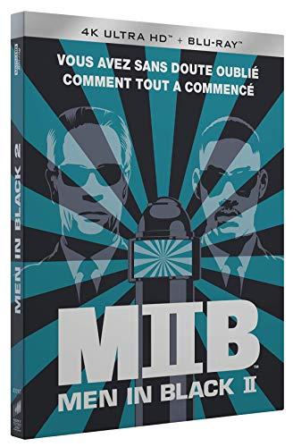 Men in Black II [4K Ultra HD + Blu-Ray + Digital + Cartes Postales]