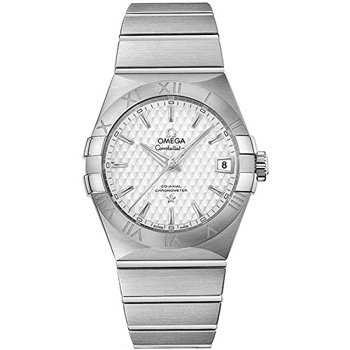 OMEGA Reloj de hombre automático 38mm correa de acero 123.10.38.21.02.003