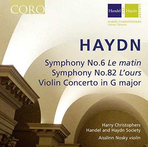 Joseph Haydn: Sinfonien Nr.6 & 82 / Violinkonzert in G-Dur