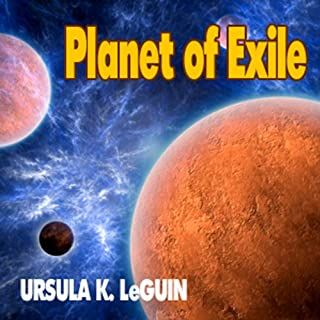 Planet of Exile cover art